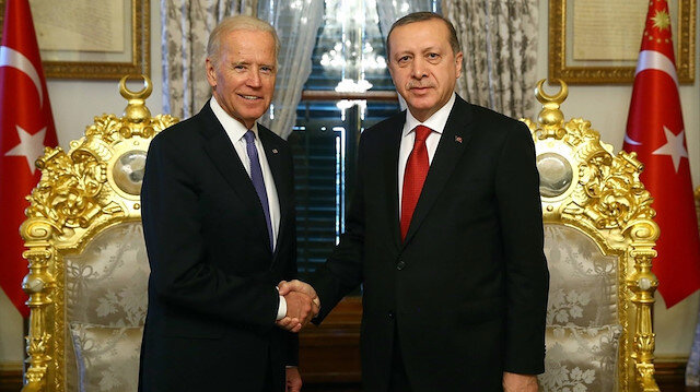 Cumhurbaşkanı Erdoğan ile ABD Başkanı Biden'ın görüşeceği tarih belli oldu