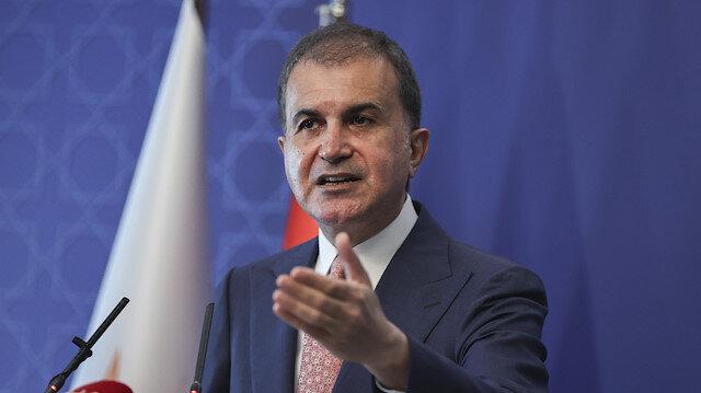 AK Parti Sözcüsü Ömer Çelik: Her girdiği seçimi kaybetmiş genel başkan erken seçimden bahsediyor