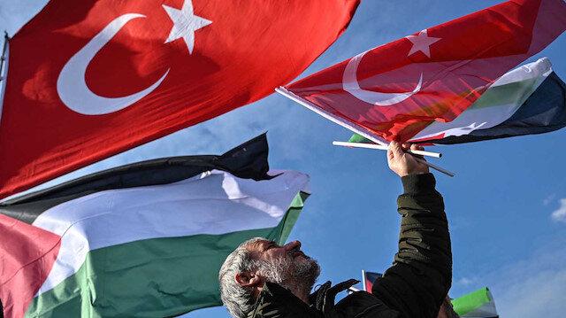 Filistin'le güvenlik ve işbirliği anlaşması yürürlüğe girdi: Kolluk kuvvetleri Türkiye'de eğitilecek