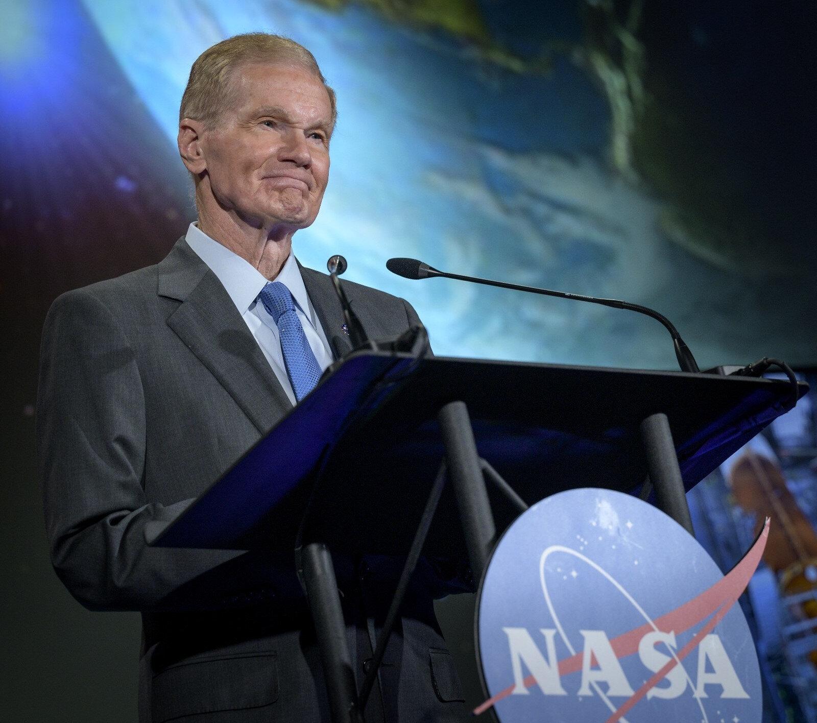 NASA Başkanı Bill Nelson