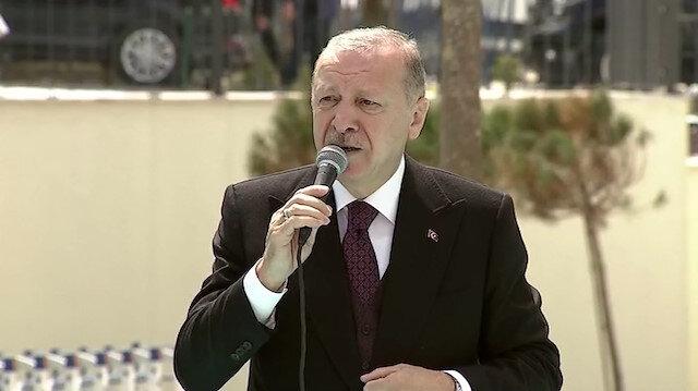 Cumhurbaşkanı Erdoğan: Karadeniz Ereğlisi'nde de benzer bir müjde olabilir