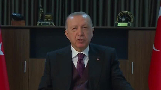 Cumhurbaşkanı Erdoğan: Harbe hazırlık bakımından dünyanın en donanımlı ordularından biriyiz