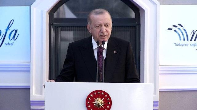 Cumhurbaşkanı Erdoğan'dan sanatçılara müjde: 31 bin sanatçıya 250 milyon liraya ulaşan destek vereceğiz