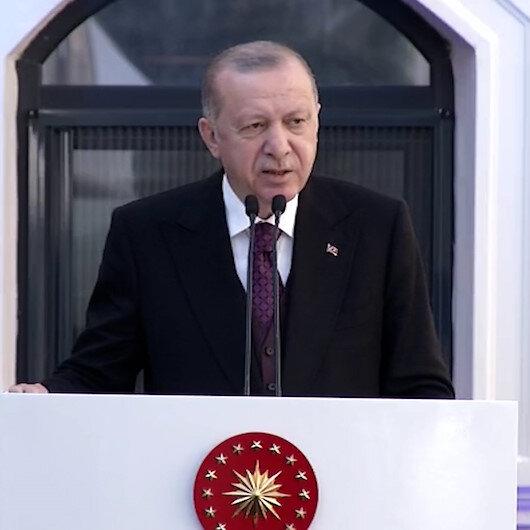 Cumhurbaşkanı Erdoğandan sanatçılara müjde: 31 bin sanatçıya 250 milyon liraya ulaşan destek vereceğiz