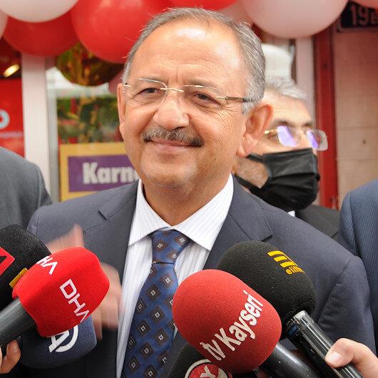 AK Parti Genel Başkan Yardımcısı Özhaseki: Her seçimde muhalefetin sırtı yerden kalkmıyor