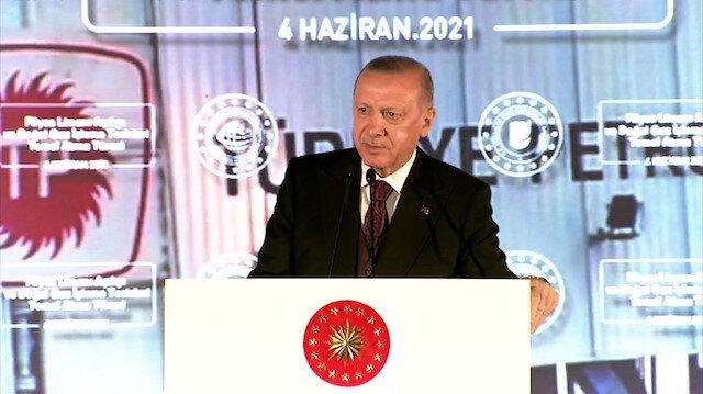 Cumhurbaşkanı Erdoğan müjdeyi açıkladı: 135 milyar metreküplük doğal gaz rezervi bulundu