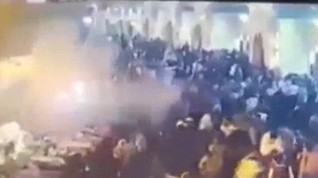 Irak'ın başkenti Bağdat'ta şiddetli patlama: 4 ölü, 20 yaralı