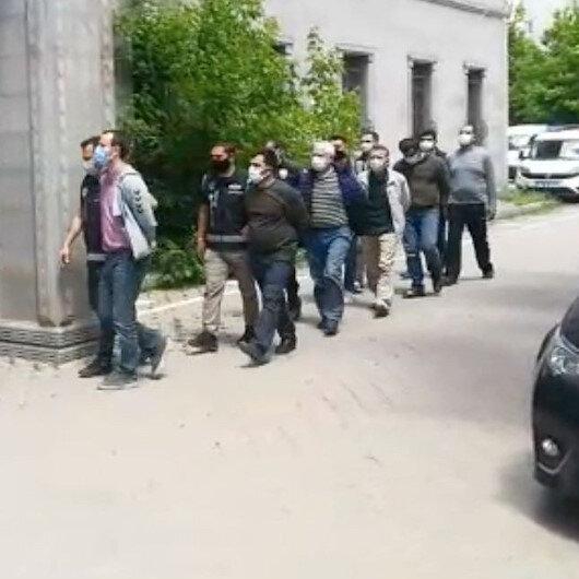 14 ilde FETÖ operasyonu: 25 kişi gözaltına alındı