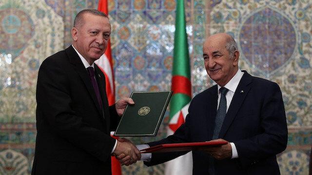 Türkiye-Cezayir deniz seyrüsefer anlaşması 23 yıl sonra yürürlükte