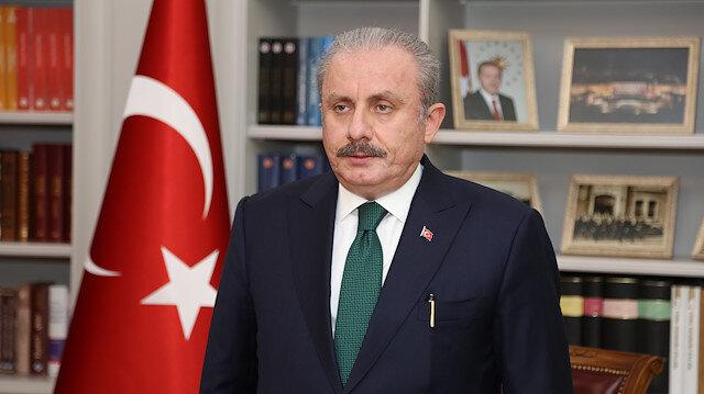 TBMM Başkanı Şentop'tan Bakan Soylu'ya '10 bin dolar alan siyasetçi' iddiasıyla ilgili yazı