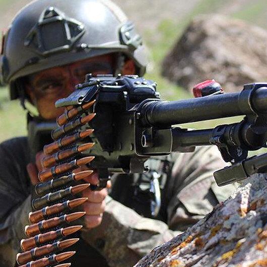 İçişleri Bakanlığı duyurdu: Eren-11 operasyonları 2 terörist etkisiz hale getirildi