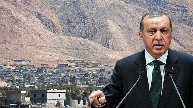 Cumhurbaşkanı Erdoğan duyurdu: Terör örgütünün üst düzey ismi etkisiz hale getirildi