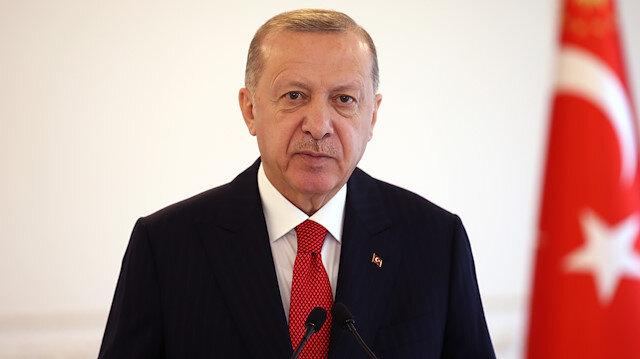 Cumhurbaşkanı Erdoğan LGS'ye girecek öğrencilere başarı diledi