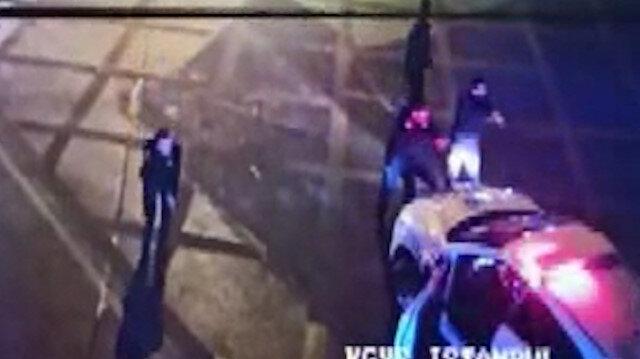 Fatih'te nefes kesen kovalamaca kamerada: Polis suç makinesini böyle yakaladı