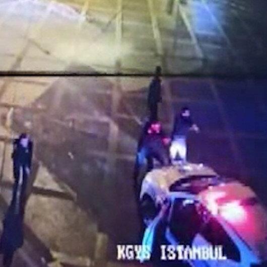 Fatihte nefes kesen kovalamaca kamerada: Polis suç makinesini böyle yakaladı