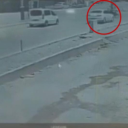 HDPli yönetici belediyeye ait araçla motosiklete çarptı: 1i ağır 2 kişi yaralandı