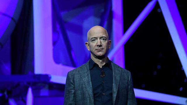 Amazon'un kurucusu Jeff Bezos uzaya gidiyor