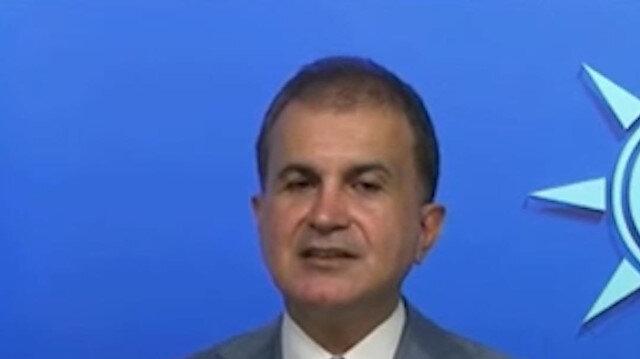 AK Parti Sözcüsü Ömer Çelik: Türkiye Cumhuriyeti'ni İsrail'le mukayese etmek olabilecek en gayri ahlaki yaklaşımlardan biridir