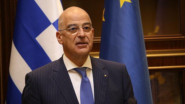 Yunanistan Dışişleri Bakanı Dendias: Türkiye'nin sahip olduğu güç sistemleri bizim için endişe kaynağı