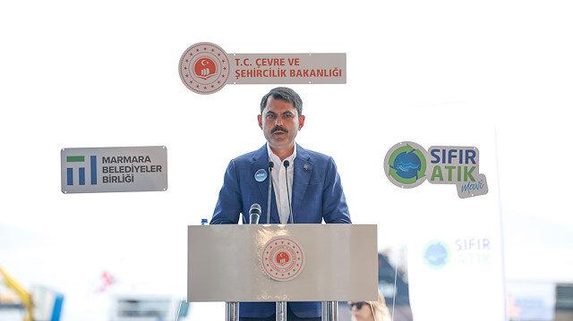 Müsilaj seferberliği başladı: Marmara Denizi en hızlı şekilde temizlenecek