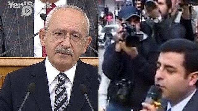 Kılıçdaroğlu'nun HDP hakkındaki