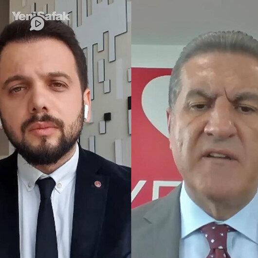 Mustafa Sarıgül: ABDden destek alan muhalefet partileri var bağımsızlık yoksa siyaset de olmaz