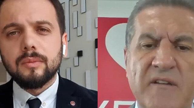 Mustafa Sarıgül: ABD'den destek alan muhalefet partileri var bağımsızlık yoksa siyaset de olmaz