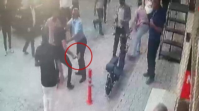 Torbalı'da CHP'liler arasında satırlı kavga: İl delegesi CHP'li belediye başkan yardımcısına satırla saldırdı