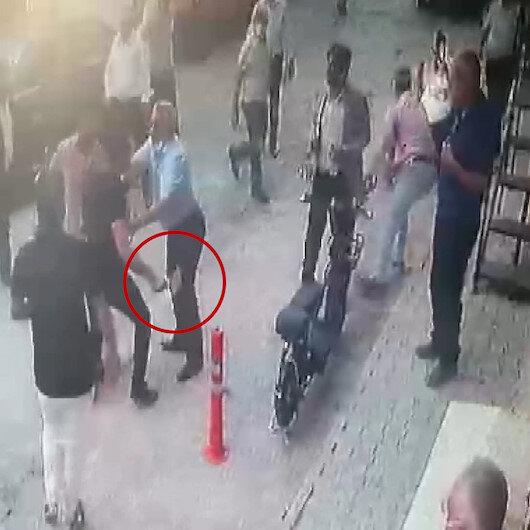 Torbalıda CHPliler arasında satırlı kavga: İl delegesi CHPli belediye başkan yardımcısına satırla saldırdı