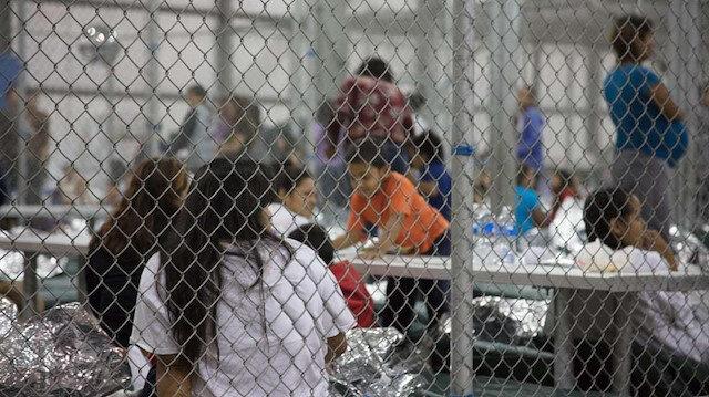 Trump yönetimi 3 bin 913 göçmen çocuğu ailesinden ayırdı
