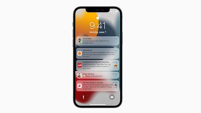 Apple Rahatsız Etme modu için bir dizi güncelleme yayınladı