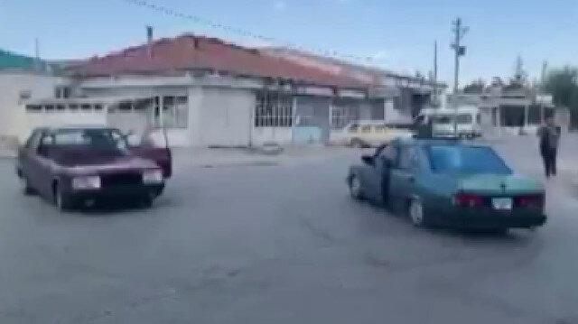 Sosyal medyadan drift paylaşımı pahalıya patladı: 15 bin lira ceza kesildi