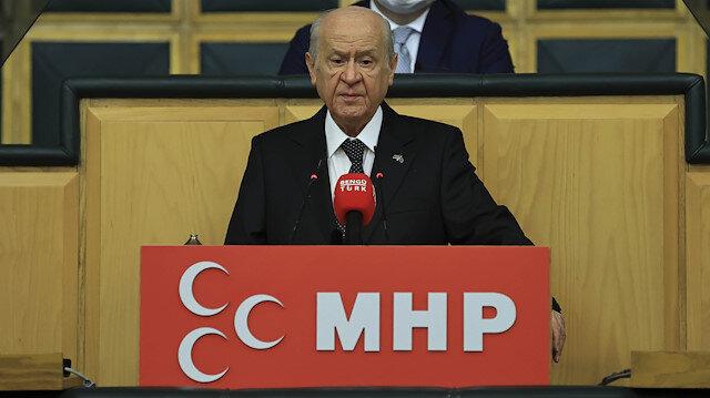 Bahçeli'den Ahmet Şık'a 'katil devlet' cevabı: Bulunduğun yer mezarlık olurdu