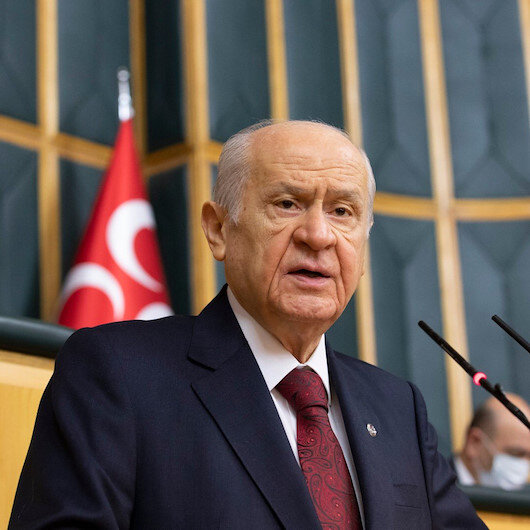 Devlet Bahçeliden HDP açıklaması: Bu kanlı ve karanlık sayfa açılmamak üzere kapatılmalıdır