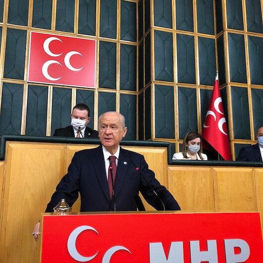 Devlet Bahçeliden kalkışma çağrısı yapan Ahmet Şıka: Türkiye Cumhuriyeti katil olsaydı bugün bulunduğun yer TBMM değil mezarlık olurdu