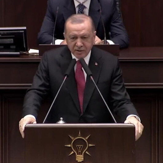 Cumhurbaşkanı Erdoğandan yatırımlara karşı çıkan muhalefete videolu cevap