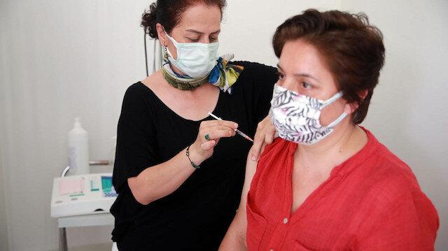 BioNTech aşısı, aile sağlığı merkezlerinde  yapılmaya başladı