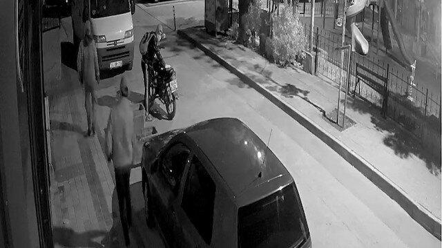 Bursa'da hırsızlar çaldıkları motosikleti çalıştıramayınca bırakıp kaçtı