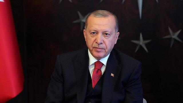 Cumhurbaşkanı Erdoğan şehit öğretmen Aybüke Yalçın'ı andı