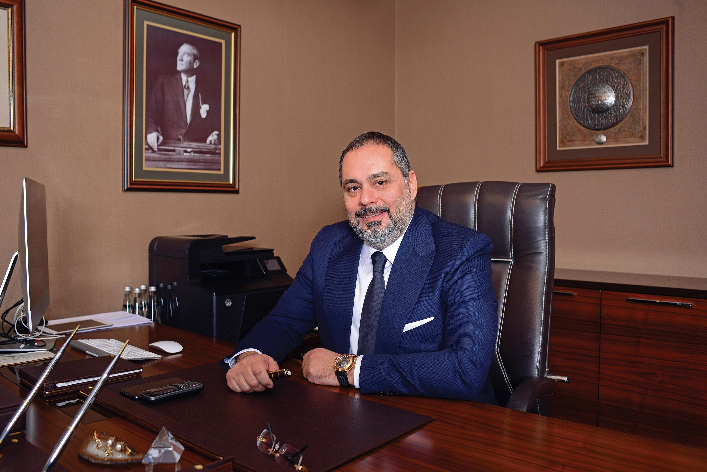 Teknik Yapı Yönetim Kurulu Başkan Yardımcısı Umut Durbakayım.