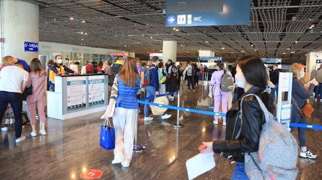 Rusya'dan Türkiye ile karşılıklı uçuşların başlamasıyla ilgili açıklama: Mutabık kaldık
