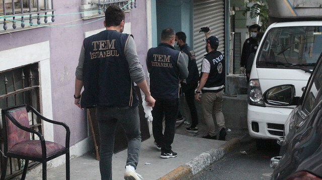 İstanbul'da PKK/KCK-PYD/YPG sokak yapılanmasına operasyon