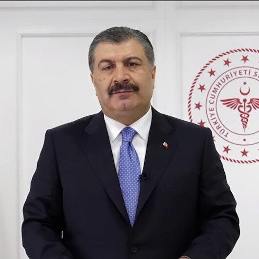 Sağlık Bakanı Kocadan yerli aşı açıklaması: Önümüzdeki hafta gönüllülerimizi aşılayacağız