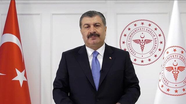 Sağlık Bakanı Koca'dan yerli aşı açıklaması: Önümüzdeki hafta gönüllülerimizi aşılayacağız