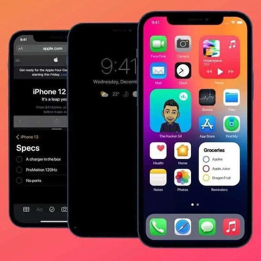 iOS 15 güncellemesini alacak olan iPhone'lar belli oldu