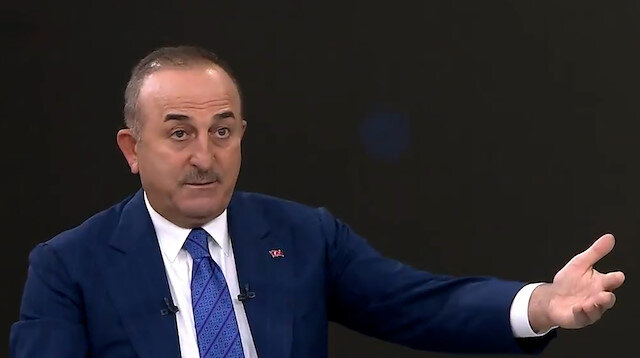 Dışişleri Bakanı Çavuşoğlu'ndan 'Patriot' açıklaması: Müttefiklerimizden hava savunma sistemi alabiliriz