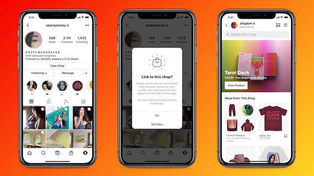 Instagram içerik oluşturucular için yeni para kazanma yollarını test ediyor