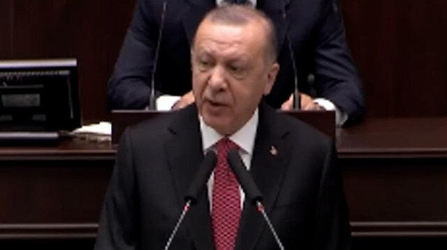Cumhurbaşkanı Erdoğan: Her seçimi kaybedip arsızca koltuklarında oturanlar önce aynaya baksın