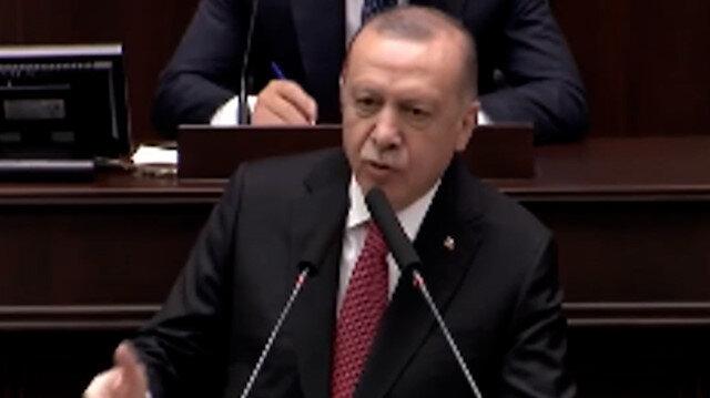 Cumhurbaşkanı Erdoğan'dan Kılıçdaroğlu'na: İzmir milletvekilisin depremzedeler için yapılan konutlara git bir bak bakalım