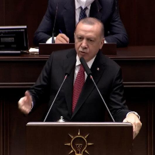Cumhurbaşkanı Erdoğandan Kılıçdaroğluna: İzmir milletvekilisin depremzedeler için yapılan konutlara git bir bak bakalım